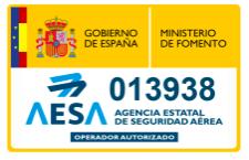 operador autorizado drones espana
