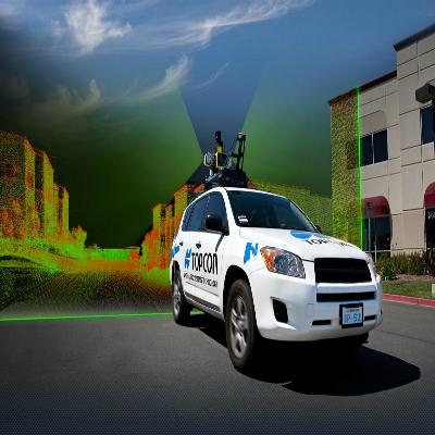 Mobile mapping, mapeo movil diferentes métodos de captura de